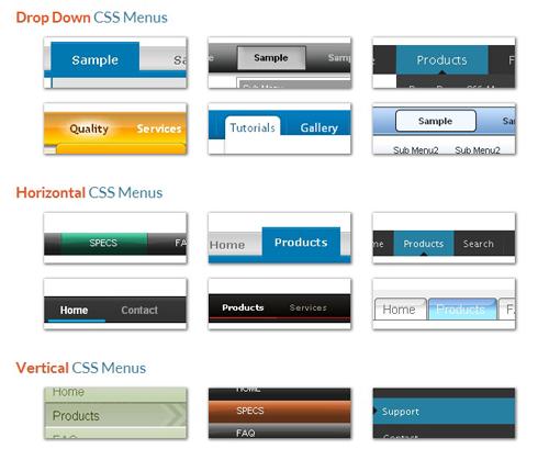 hacer un menu en CSS emmanuel vargas