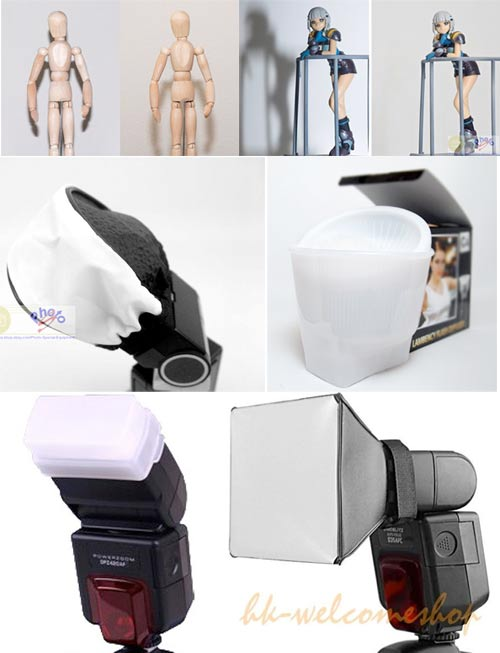difusor de flash, metz, Canon, Nikon