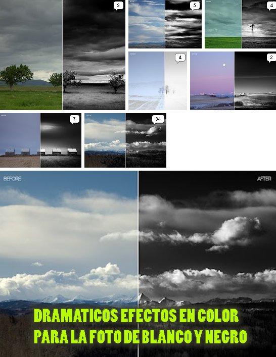 Oliver du Tre Manual en PDF para foto en blanco y negro
