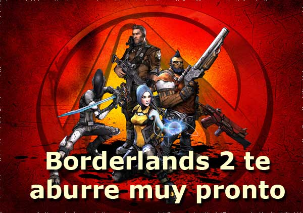Borderlands 2 is boring and worthless game of the year