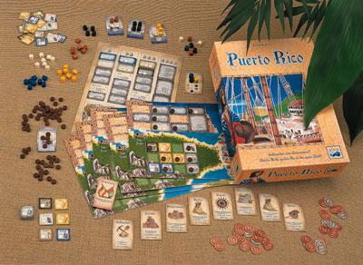 puerto rico juego de mesa