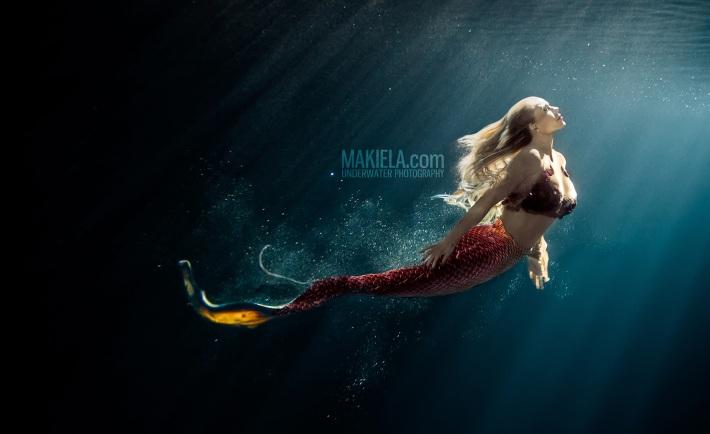 rafael makiela foto bajo el agua