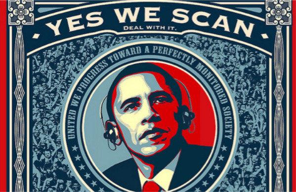 Yes we scan. USA espia al mundo entero