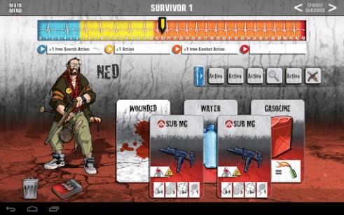 Zombicide juego coperativo para mesa