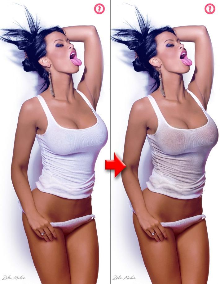 wet tshirt tutorial, tutorial de camisetas mojadas, foto erotica