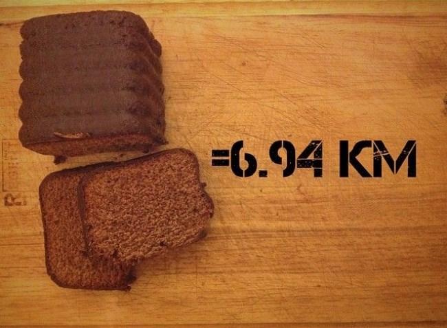 quemar calorias comida