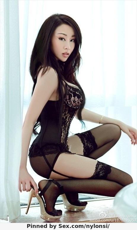 stockings hot girls