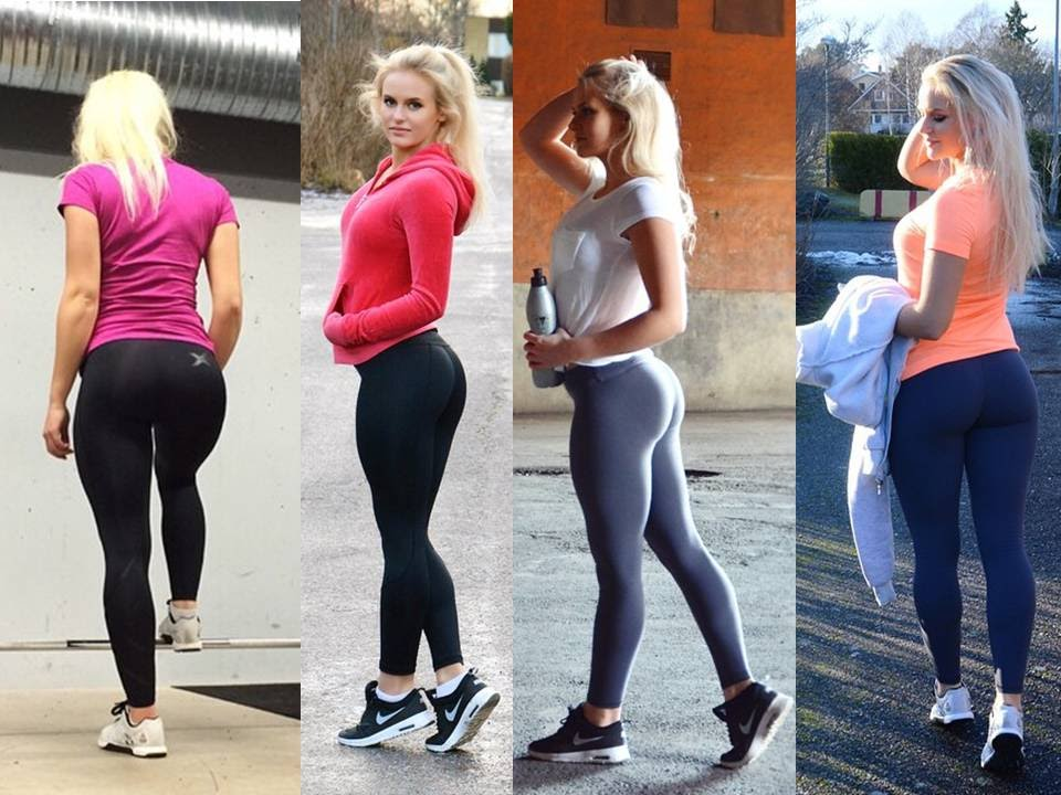 yoga pants get men horny